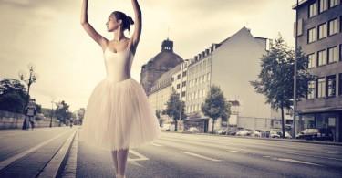 Стремежи. Балерина.