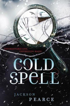 Зимна корица: Jackson Pearce. Cold Spell.