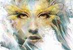 Дигитални творби на Джеф Ланжевен