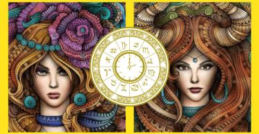 Портрети на зодиакални знаци Олка Костенко