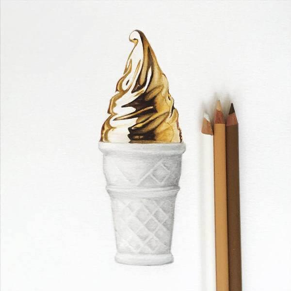 Златен сладолед